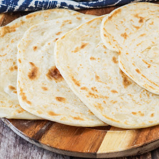 Chapati Za Ngozi (Kenyan Soft-Layered Chapati) Recipe