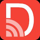 DsCast Music Player - Chromecast, DLNA, NAS icon