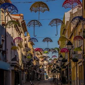 by Joao Teixeira - City,  Street & Park  Street Scenes