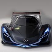 Neon Concept Car Racing