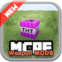 Weapon Mods For MCPE icon