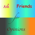Ask Opinions icon