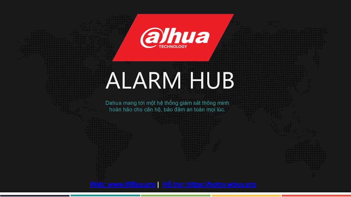 ALARM HUB của Dahua