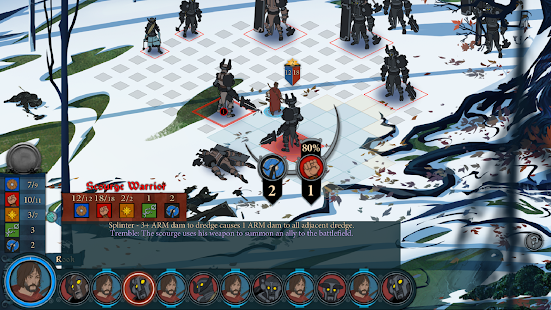 Banner Saga 2- screenshot thumbnail