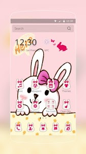 Pink Rabbit Bow screenshot 7