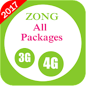 All Zong Packages Free