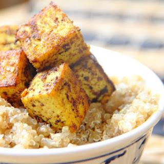 Coconut Fried Tofu Recipes