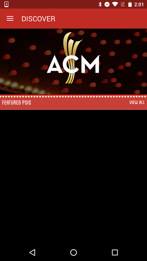 Academy of Country Music (ACM)- screenshot