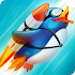 Learn 2 Fly: Brave penguin games, icy adventure🧊