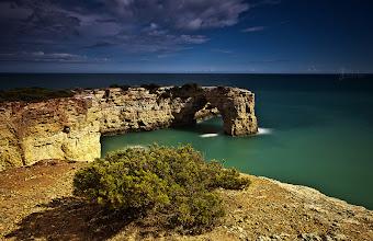 Photo: Praia de Albandeira - Algarve - Portugal
