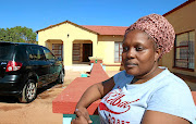 Kholofelo Talane was asleep when  initiates jumped over the gate at  her home in GaMasemola village on Sunday night.