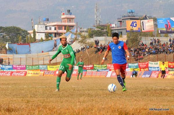 पाहुना टोली सिक्किम यूनाईटेडलाई पराजित गर्दै सहारा सेमिफाईनलमा