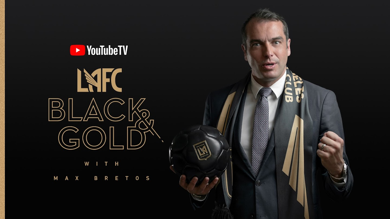 LAFC: Black & Gold