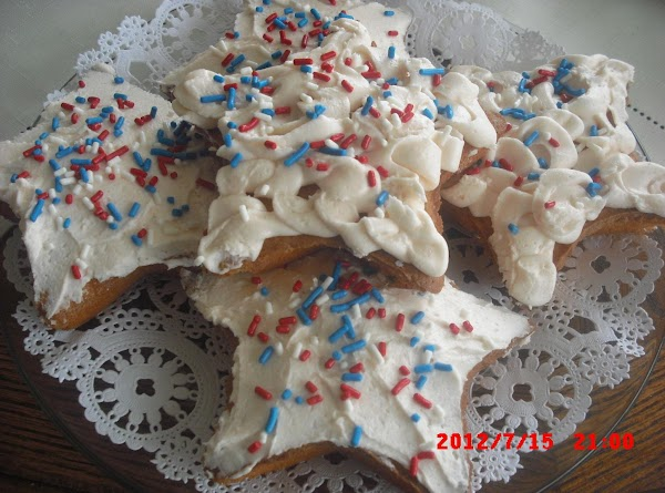 4th Of July Easy Cake Recipe