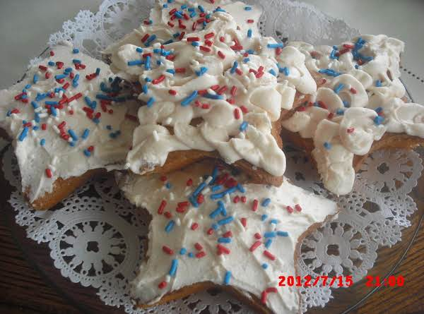 4th Of July Easy Cake