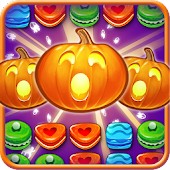 Funny Candy Halloween