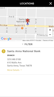 The Santa Anna National Bank- screenshot thumbnail