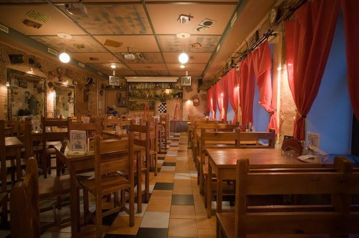 Фото №9 зала Золотая вобла на Покровке