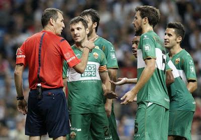 Elche is laatste club die naar La Liga promoveert na doelpunt in absolute slotfase