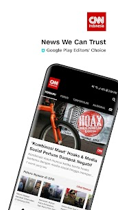 CNN Indonesia – Berita Terkini 2.6.4 Mod + Data for Android 1