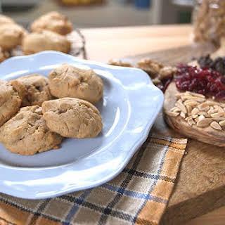 Honey Nut Whole Wheat Cookies.