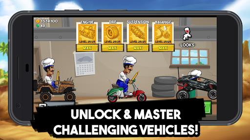Mở khóa các loại xe trong game Adventure Racing