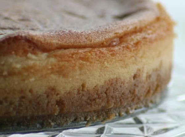 Remove cheesecake to counter and let cool. Place in refrigerator for 2-3 hours to...