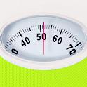 Weight Loss Tracker & BMI - aktiBMI icon