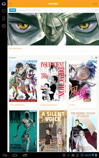 Crunchyroll Manga 4.1.0 9