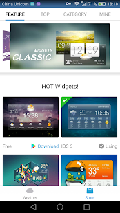 Download Local Weather Widget &Forecast For PC Windows and Mac apk screenshot 7