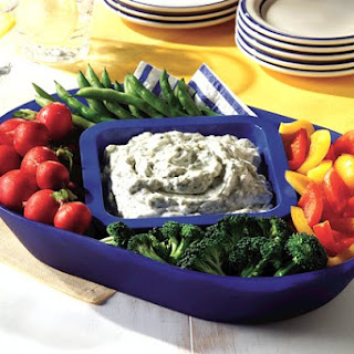 Quick Dill Dip