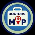 Doctors Map icon