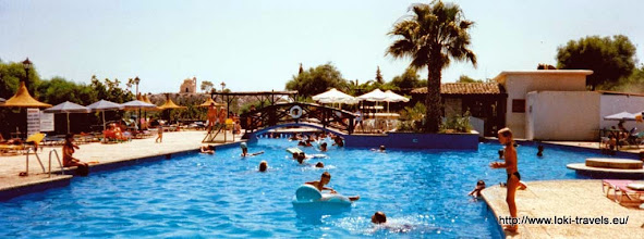 Photo: Protaras. Zwembad Holiday Village Ayios Elias | Swimming Pool Ayios Elias Holiday Village.
