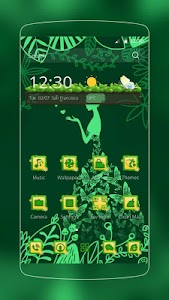 Green Butterfly Fairy screenshot 0