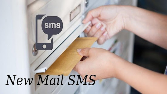 New Mail SMS DEMO - náhled