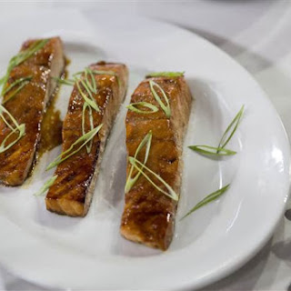 Grilled Salmon Teriyaki Recipe