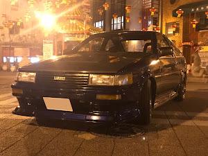 カローラレビン AE86 GT-APEX 昭和60年式のカスタム事例画像 ふうさんの2020年01月01日13:54の投稿