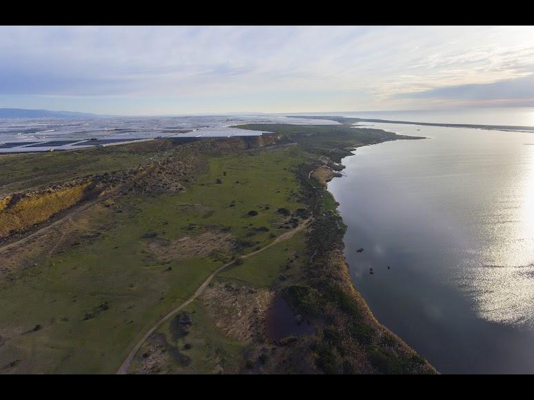 El Ejido, reserva natural de Punta Entinas.