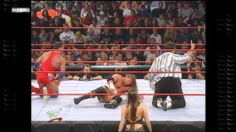 Unforgiven September 24, 2000 No Disqualification Match Triple H vs. Kurt Angle