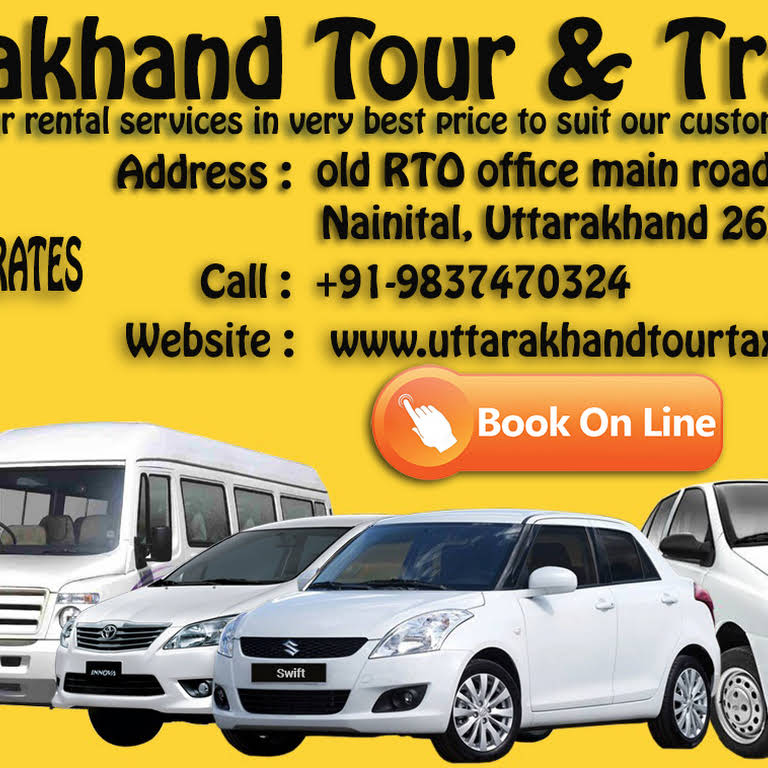 Uttarakhand tour and travels | Kathgodam to Nainital taxi