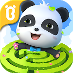 Labyrinth Town - FREE for kids Icon