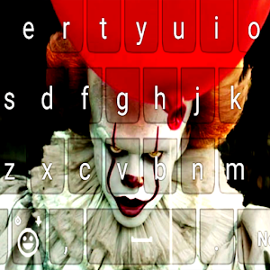 IT Pennywise Keyboard