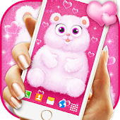 Cute Fluffy Live Wallpaper