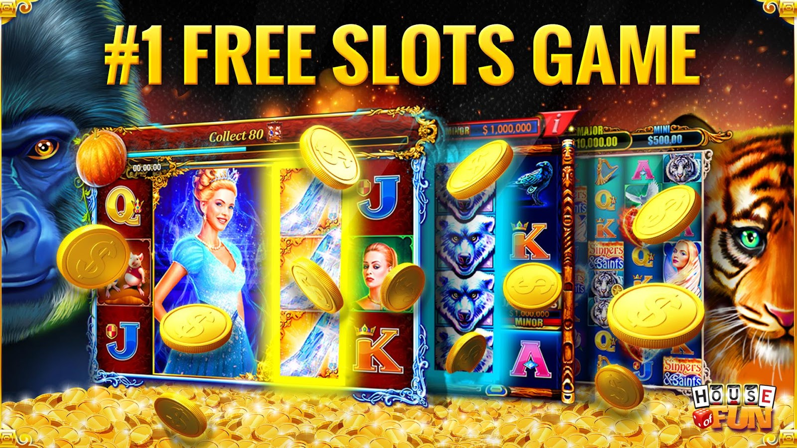 slots casino house of fun