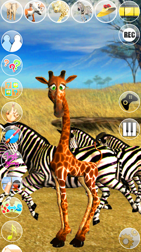 Talking George The Giraffe screenshots 3