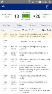 Schedules & Live Scores for NFL, NHL, MLB, & NBA - náhled