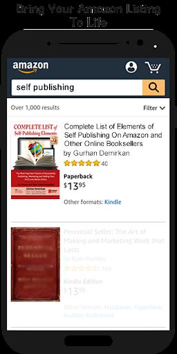 Book Selfie screenshot 5