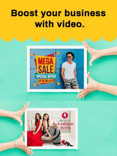 Marketing Video, Promo Video & Slideshow Maker 28.0 screenshots 9