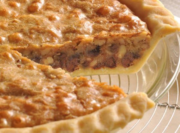 Toll House Chocolate Chip Cookie Pie Recipe