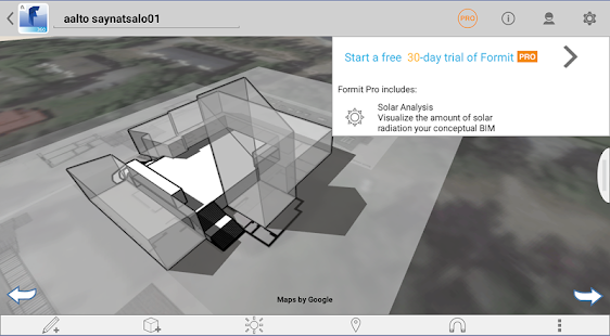 Autodesk FormIt 360 - screenshot thumbnail